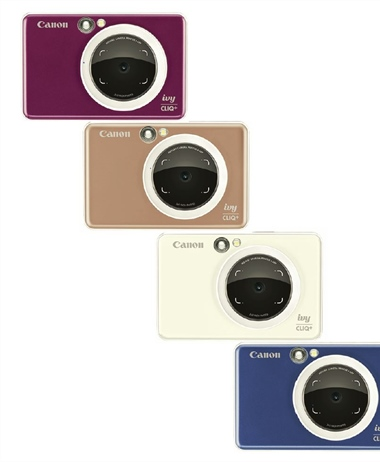 Canon Instant Cameras images and specifications leaked