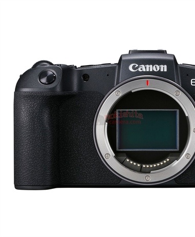 Pictures and Specifications leak for the Canon EOS RP