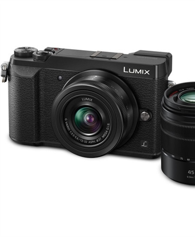 Great deal on a Panasonic GX85 kit