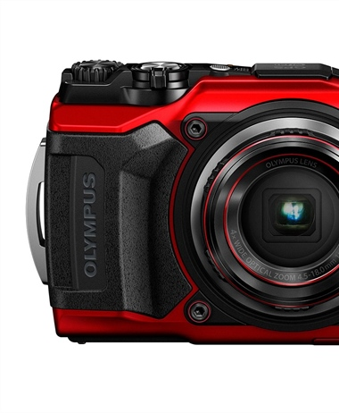 Olympus announces the TG-6 waterproof camera