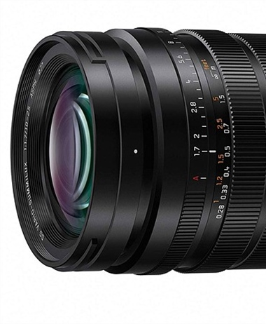 Panasonic Introduces The World's First* Standard Zoom Lens Achieving...