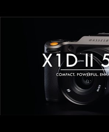 Hasselblad launches X1D ll 50C