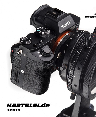 New Hartblei SRA-I Superrotator adapter for E-Mount, L-Mount, EOS-R and...