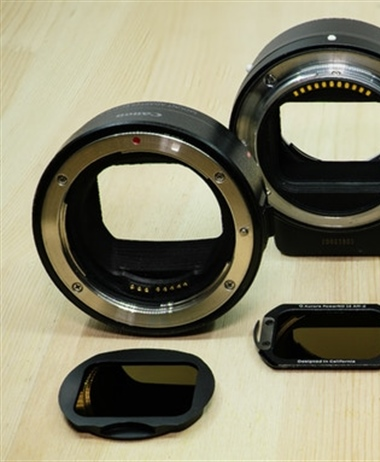 Aurora Aperture introduces a new filter system for mirrorless cameras