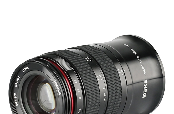 Meike releases the 85mm 2.8 manual focus macro for Canon RF and Nikon Z...