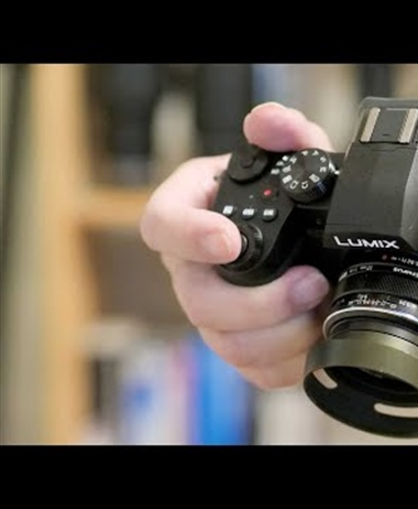Panasonic G90/G95 Video review