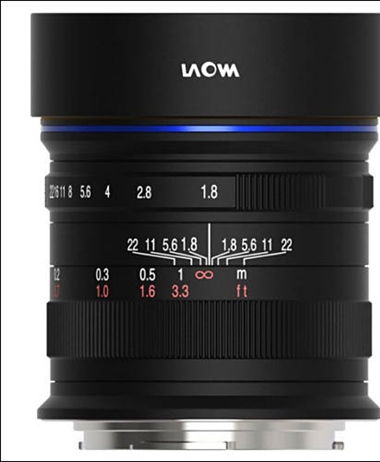 Laowa coming out with a new 17mm F1.8 MFT