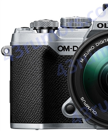 Image of the upcoming Olympus E-M5III