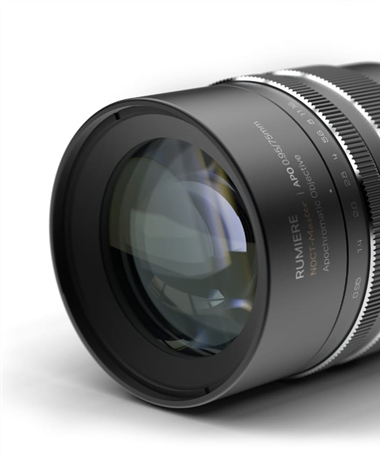 Rumiere Noct-Master APO 75mm f/0.95 mirrorless full-frame manual focus...