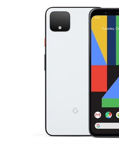 Google announces the Pixel 4