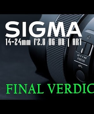 Sigma 14-24mm F2.8 DC DN ART Review