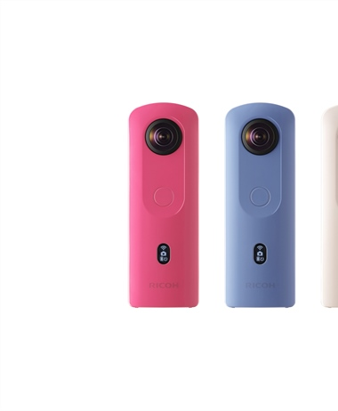 Ricoh's Theta SC2 due out soon