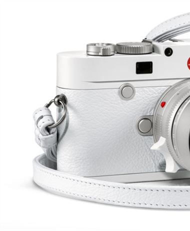 "Leaked images of the new all White Leica M10 and a M10-P ""Ghost"" edition"
