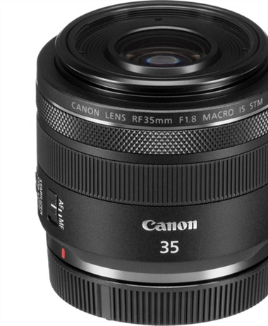 Canon RF 35mm f/1.8 STM IS Macro Review