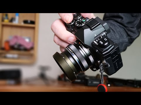 Olympus OM-D E-M5 Mark III Micro Four Thirds Camera Review By David Thorpe