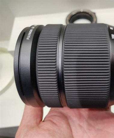 Fujifilm 45-100mm F4.0 to be announced shortly - Updated