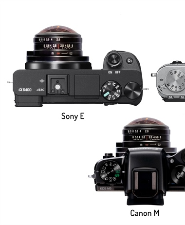 Venus Optics officially adds Fuji X, Sony E and Canon M mounts to the...