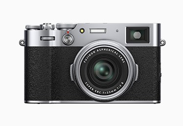 New image of the upcoming Fujifilm X100V