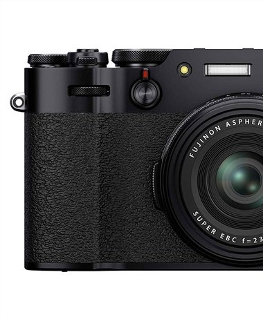 Fujifilm announces the X100V - and promises the X-T4 coming February 26th