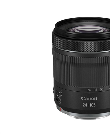 Canon announces the Canon RF 24-105 F4-7.1 low cost kit zoom