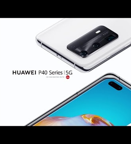 Huawei announces the P40, P40 Pro, and P40 Pro+