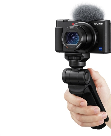 Sony officially announces the ZV-1 compact camera
