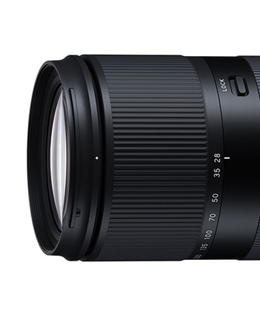 Tamron announces the 28-200mm F2.8-5.6 zoom lens for Sony FE
