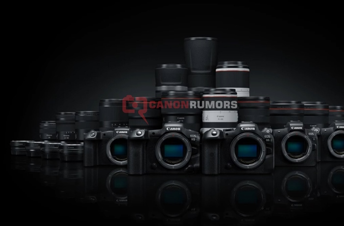 A slew of rumors on the EOS R5 and R6