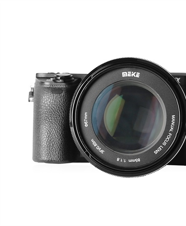 Meike announces a 85mm 1.8 for the Sony E mount